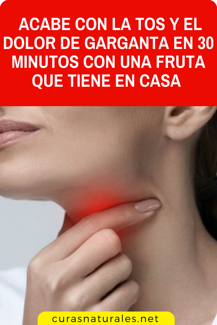 remedio casero para dolor garganta irritada