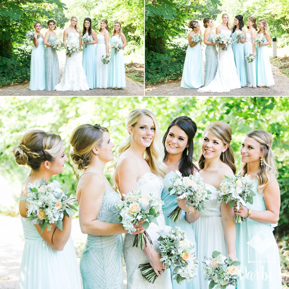 Poppy clover floral kansas city wedding photographer mint blush poppy clover floral kansas city wedding photographer mint blush and peach wedding party mint ombrellifo Image collections