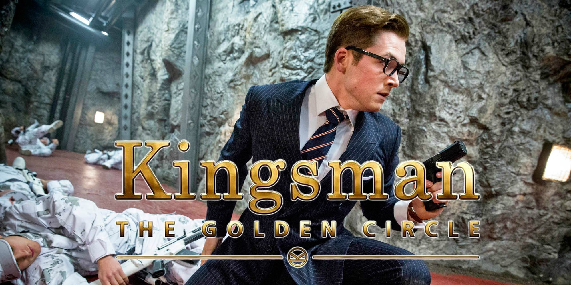Kingsman The Golden Circle Online