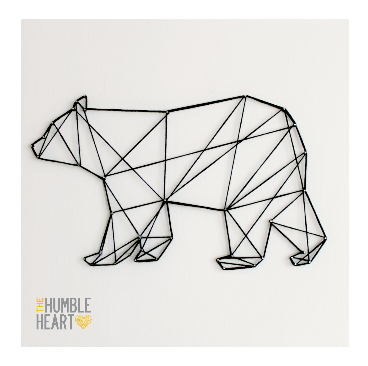 Drawing Lines With Polar Tracking : Fractal geometric bear google suche bears pinterest