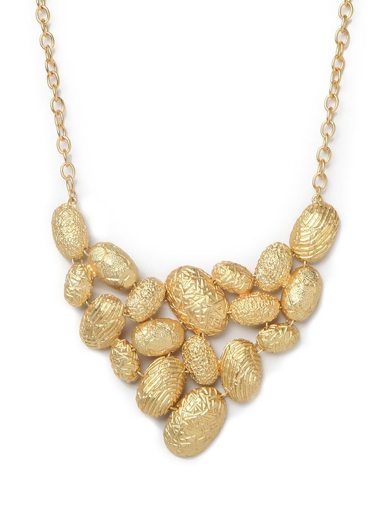 Revel in extravagance with this necklace crafted from beautifully