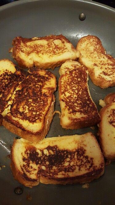 فرنش توستfrench Toast Ide Makanan Makanan Manis Makanan