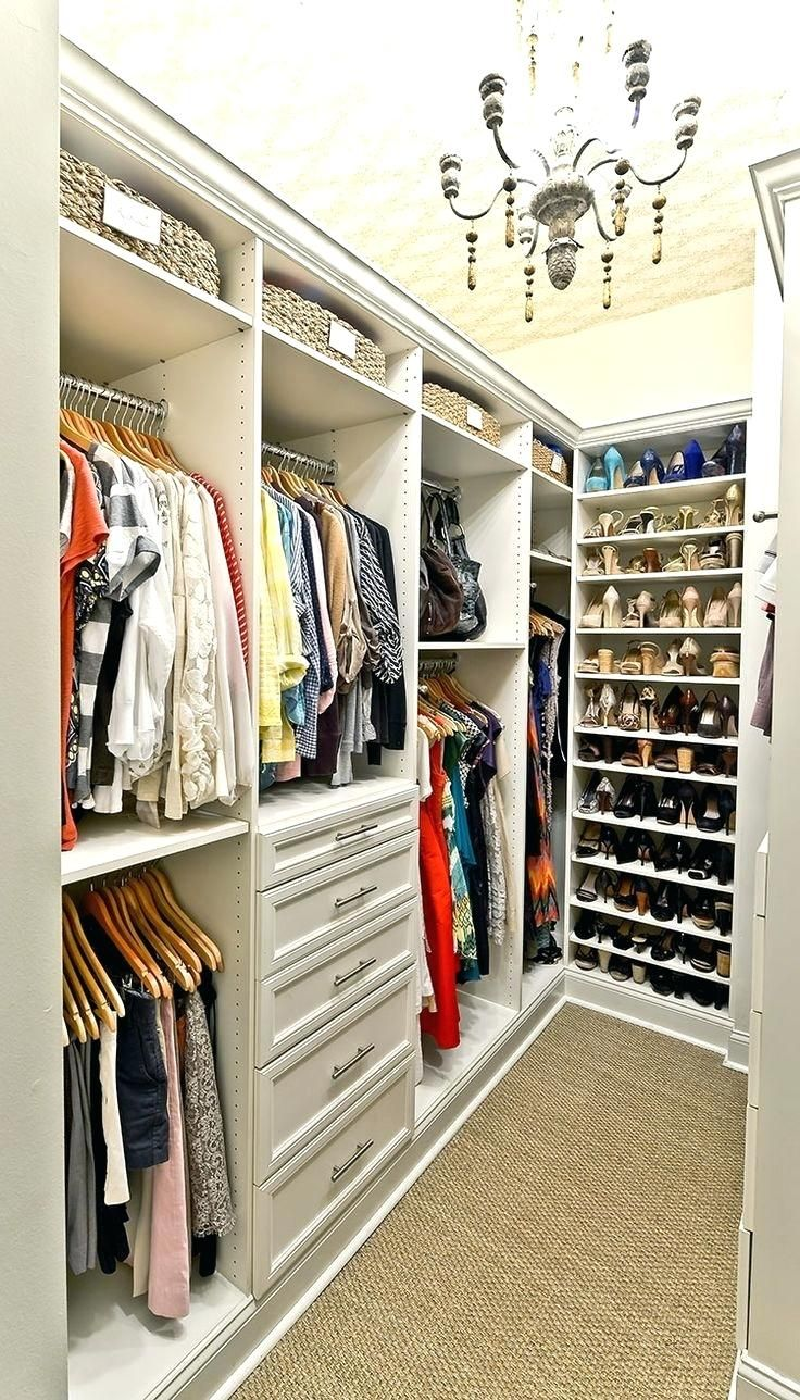 Beautiful Custom Closets Miami California