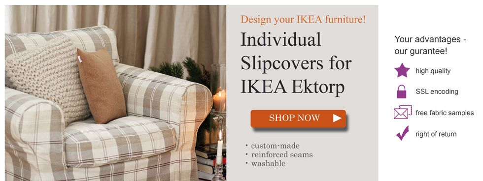 Saustark Design ektorp slipcovers for ikea furniture by saustark design ikea