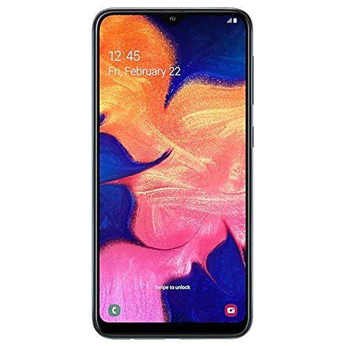 Samsung Galaxy A10 32GB A105GDS LTE Unlocked GSM 62 HD Smartphone  International Version No Warranty Blue