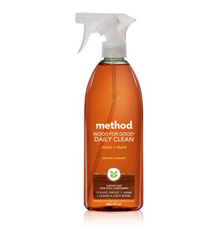 Method Wood For Good Daily Clean Food Safe And Plant Based This Light Everyday Cleaner Keeps Butcher Method Cleaning Products Wood Cleaner Daily Cleaning