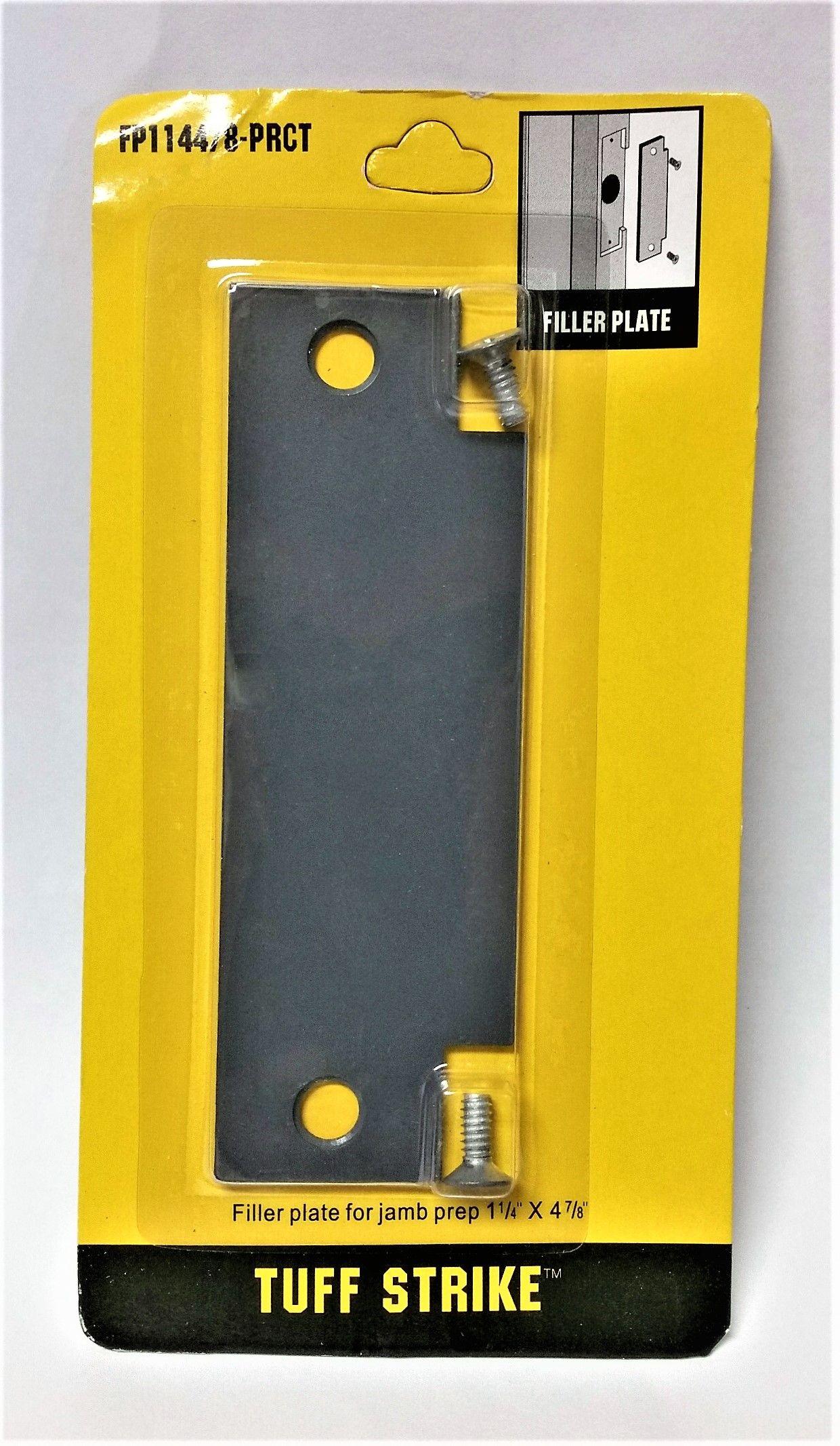 Filler Plate in Prime Coat finish by TUFF STRIKE 1 1/4
