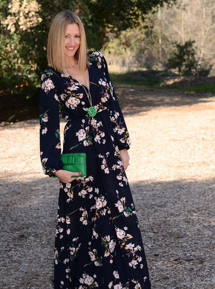 Pinterest Floral Dress
