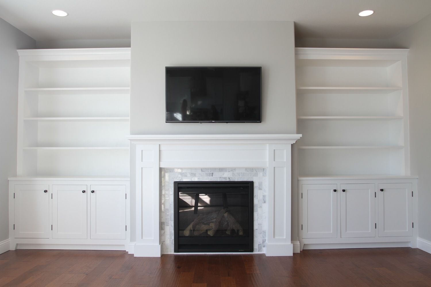 How to Build a Built-in Part 1 of 3 - The Cabinets   Living rooms ...