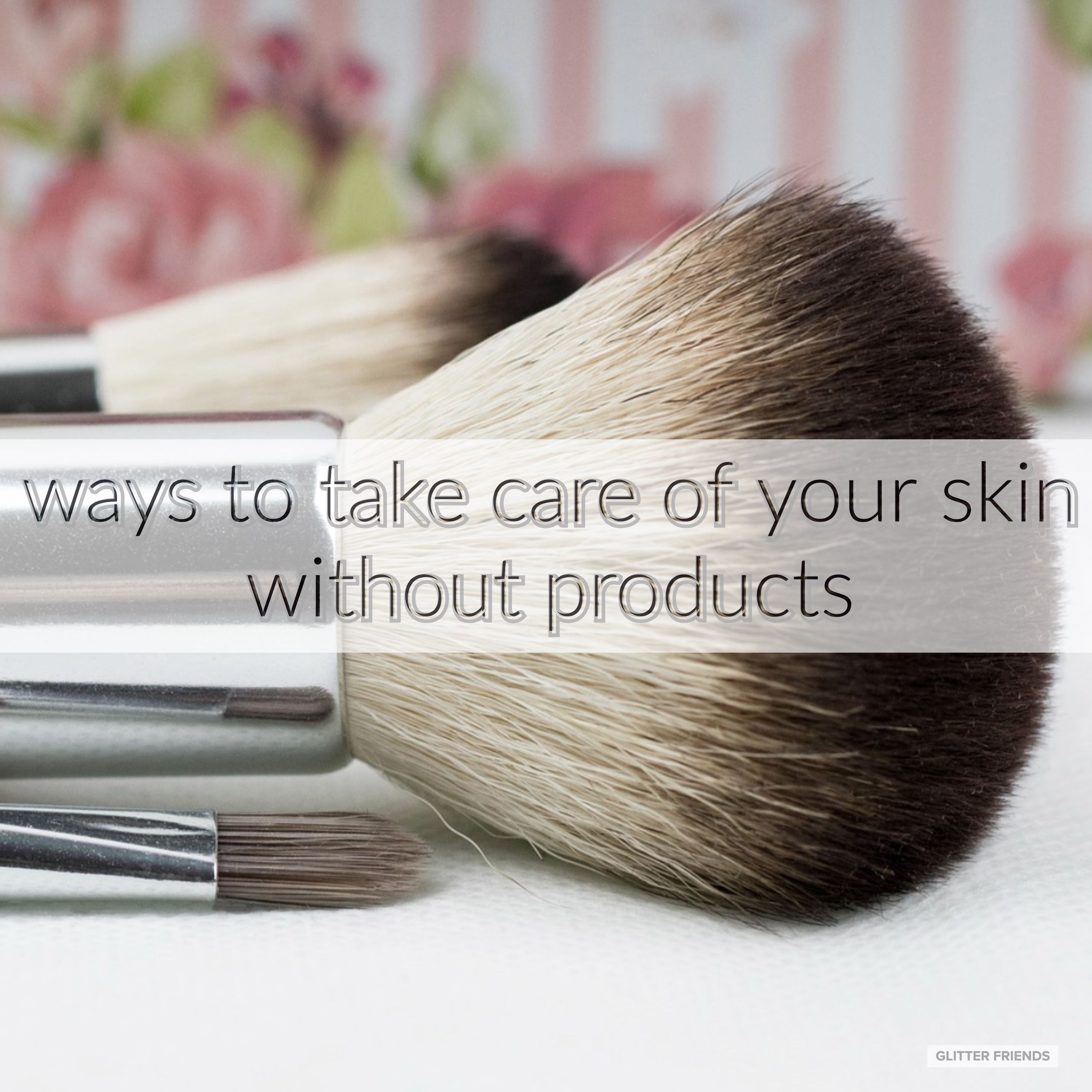 How often do you wash your makeup brushes? 🌸 🌸 Makeup