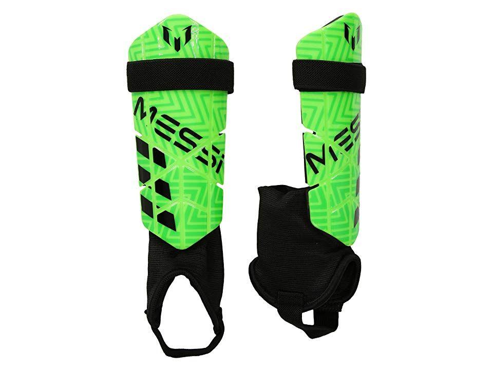 9f9aec83b adidas Messi 10 Youth (Solar Green Solar Lime Black) Athletic Sports  Equipment
