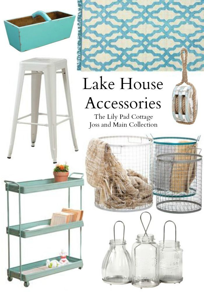 Lake House Living Inspiration House Vintage Nautical Decor And
