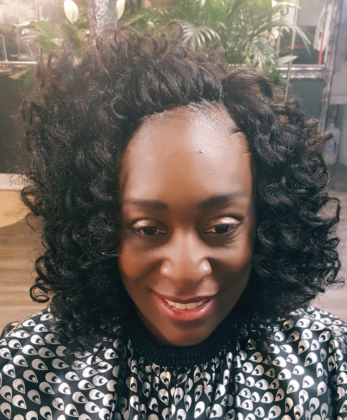 Jamaican Bob Hairstyle: Crochet Hair Styles, Braided Hairstyles