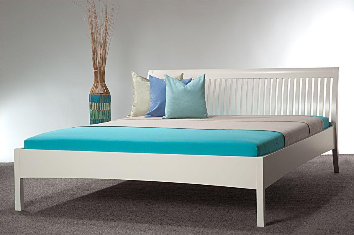 Billig Weißes Bett 180x200 Holz Deutsche Deko Pinterest