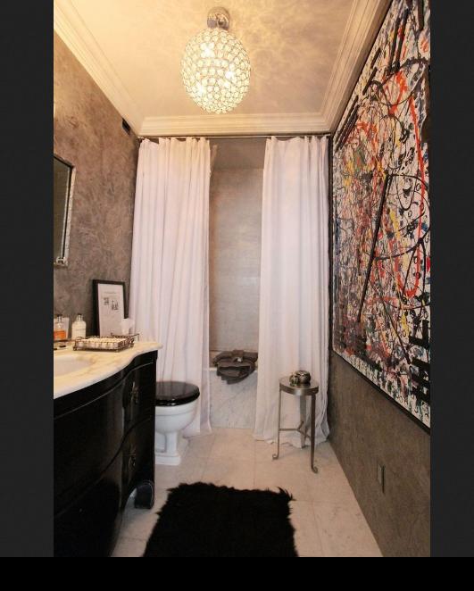 Shower Curtain Ideas For Tall Ceilings Best Shower Curtain Ideas