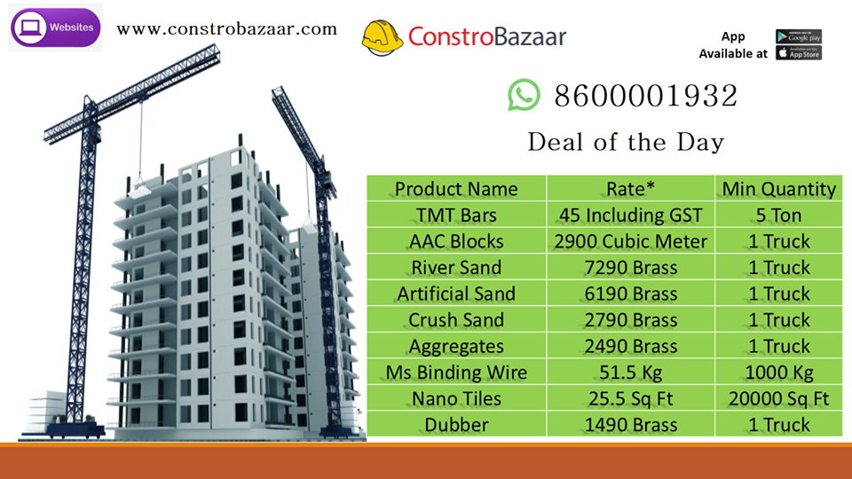 Construction Materials Services In Pune In 2020 Construction Materials Building Construction Materials Building Construction