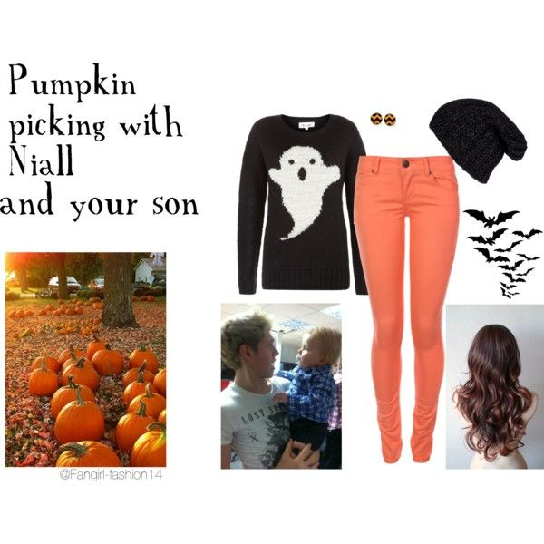 """Picking out a pumpkin with Niall and your son"" by fangirl-fashion14 on Polyvore Follow me on Polyvore!!!"