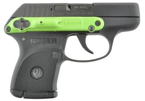 LaserLyte Zombie Killer Edition Laser for RUGER LCP, KEL-TEC