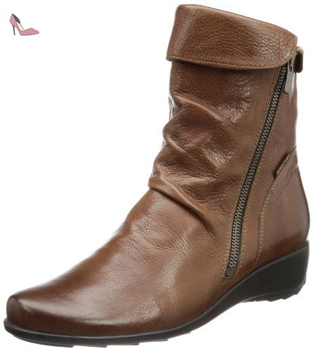 f9fb2a9b902672 Mephisto-Chaussure Bottine-SEDDY Noir cuir 7900-Femme, Marron, 4 UK ...