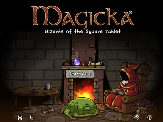Magicka Love the cartoony graphics on this game. If you