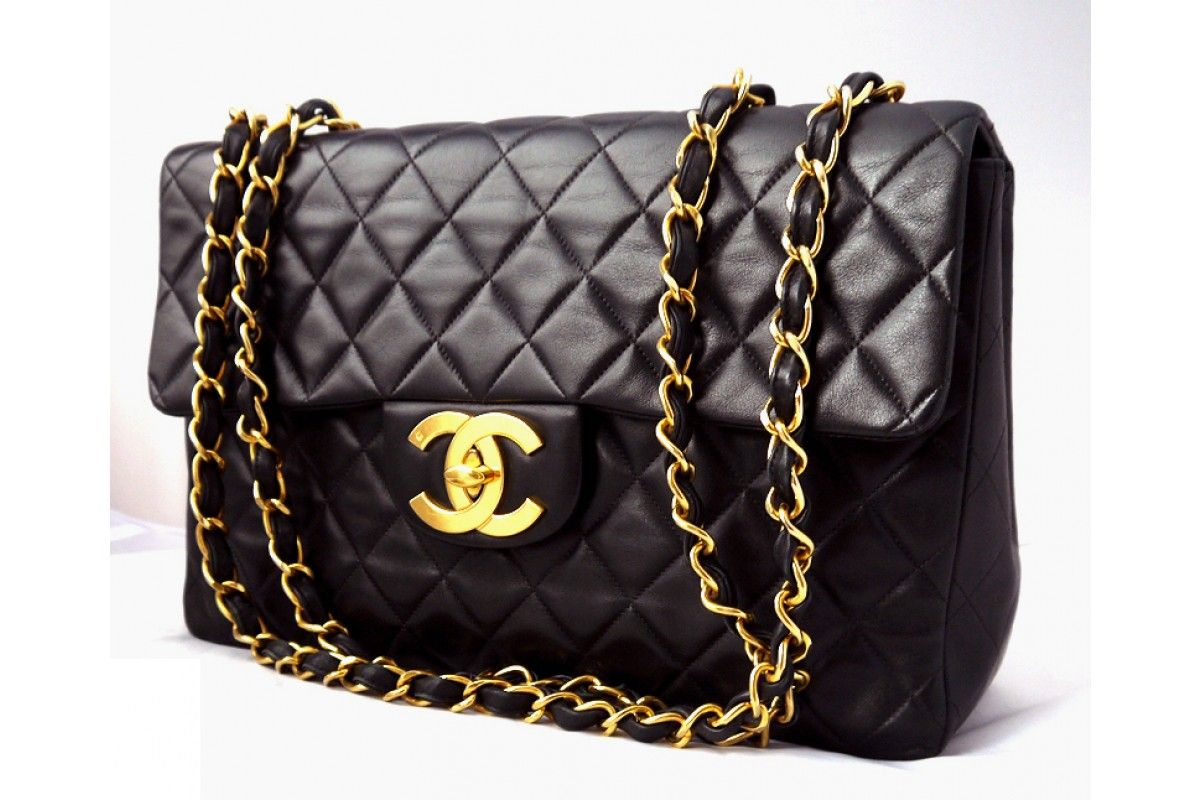 Quilted Coco Chanel Bag