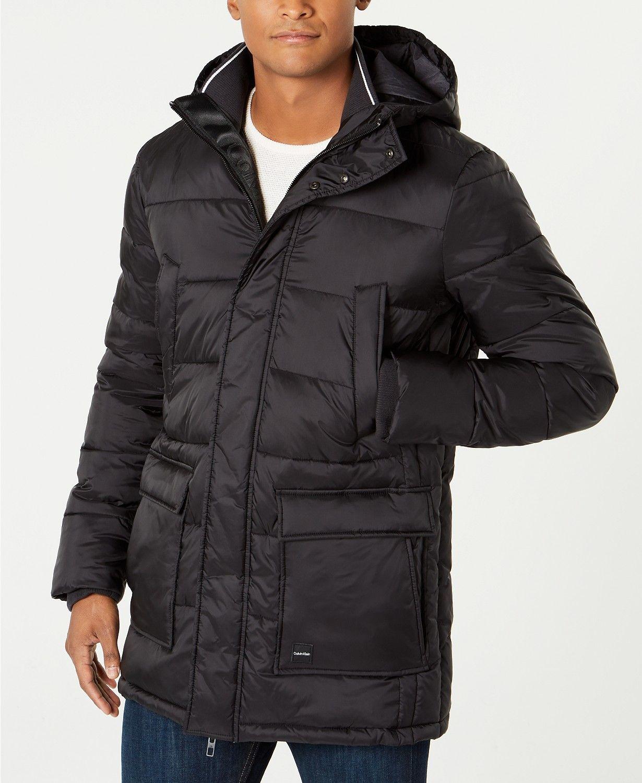 7385440ca12 Mens Classic Fit Puffer Jacket in 2019