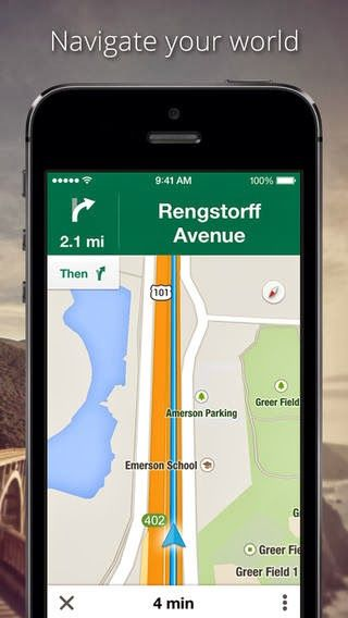 Google's mobile Maps app is a mustdownload for just about