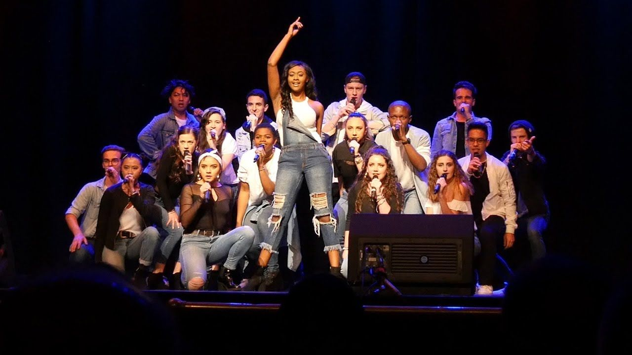 The SoCal VoCals - ICCA Finals Set (2018) - YouTube | Music