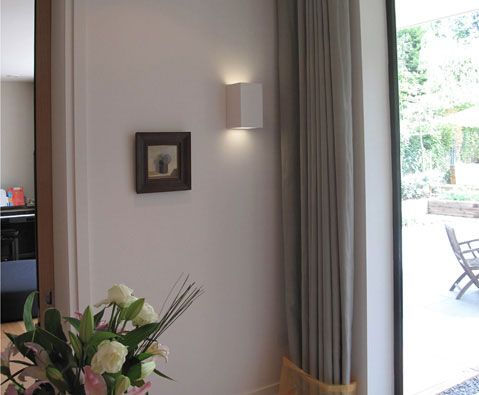 Tornado Lighting & Design TR7280 twin 17w LED's by Vossloh Panasonic. No driver required - mains power 220 - 240v. Dimmable using trailing edge dimmer from Varilite V-pro led dimmer. Output 2800lm. Manufactured by Tornado Lighting & Design Ltd, London. www.tornado.co.uk