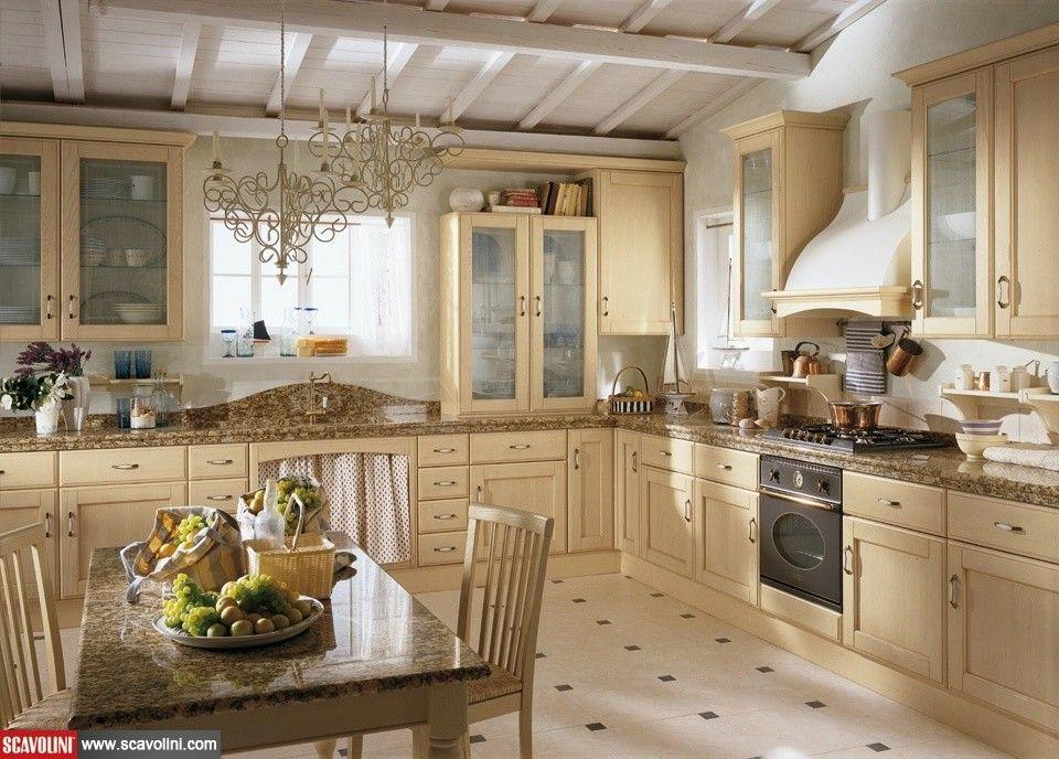 Cucina Scavolini Cora - Cucine - Catalogo   Kitchen styles ...