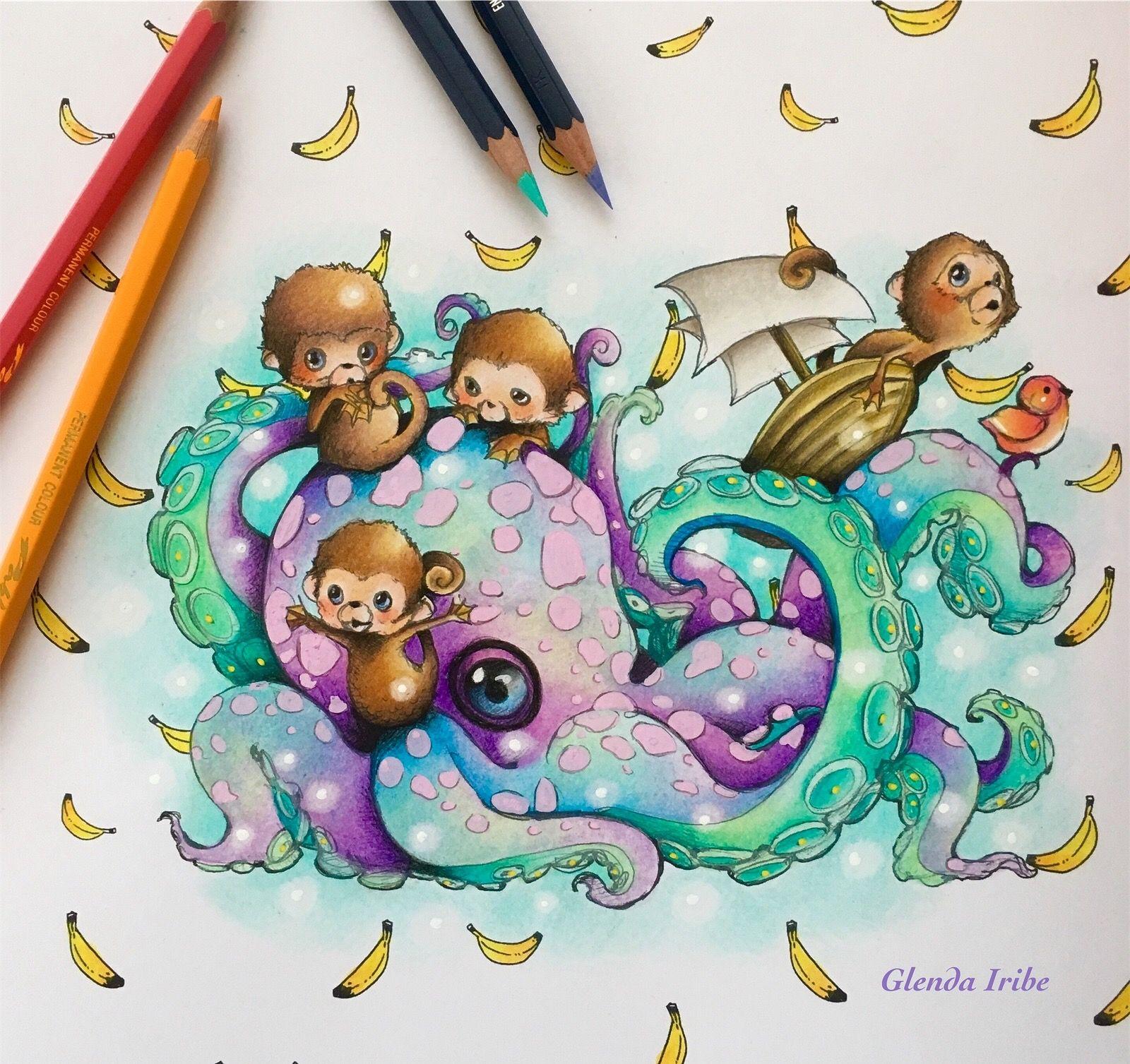 Camilla D Errico Pop Manga Manga Coloring Book Manga Mermaid Mermaid Coloring Book