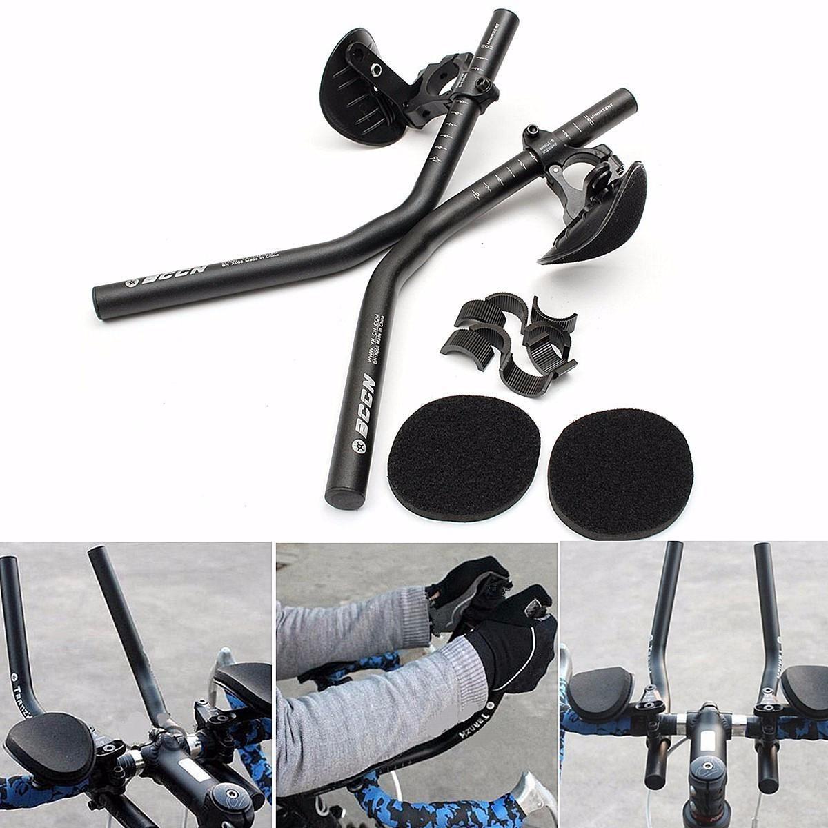2c0ab025b72 Sports & Outdoors Bicycle Armrest Handlebars Rest Handlebar Relaxation  Handlebars for Racing Bikes MTB Mountain Bikes