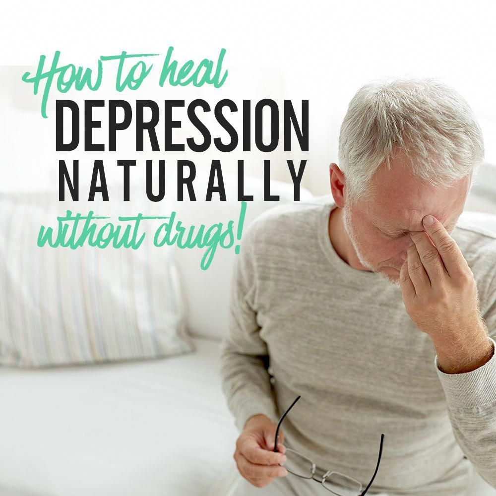 cure depression without drugs
