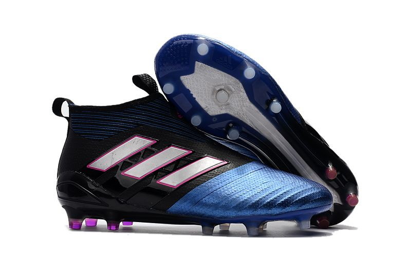 06eb49025c7 adidas Youth Ace 17+ Purecontrol FG Firm Ground Soccer Cleats ...