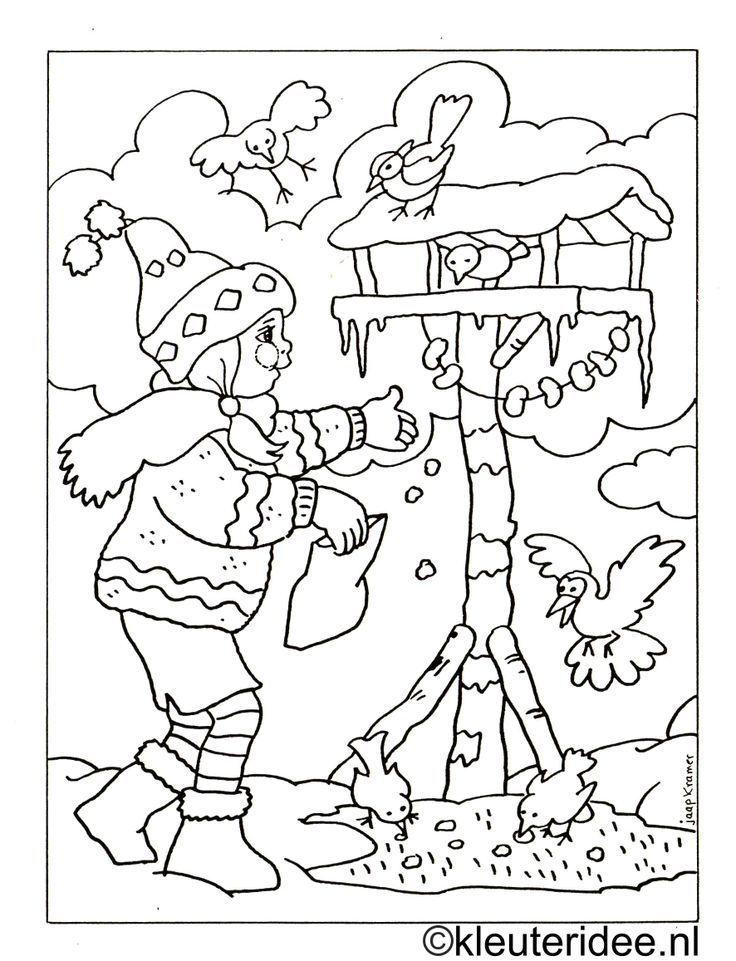pt 225 čci v zimě omalov 225 nka ausmalbilder winter malbuch