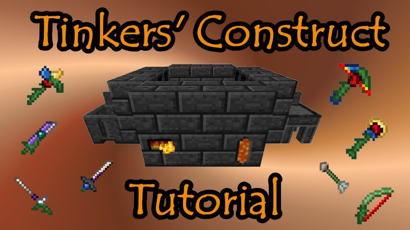 Tinkers Construct Mod 1  10 2 Is A Good Minecraft Mod For