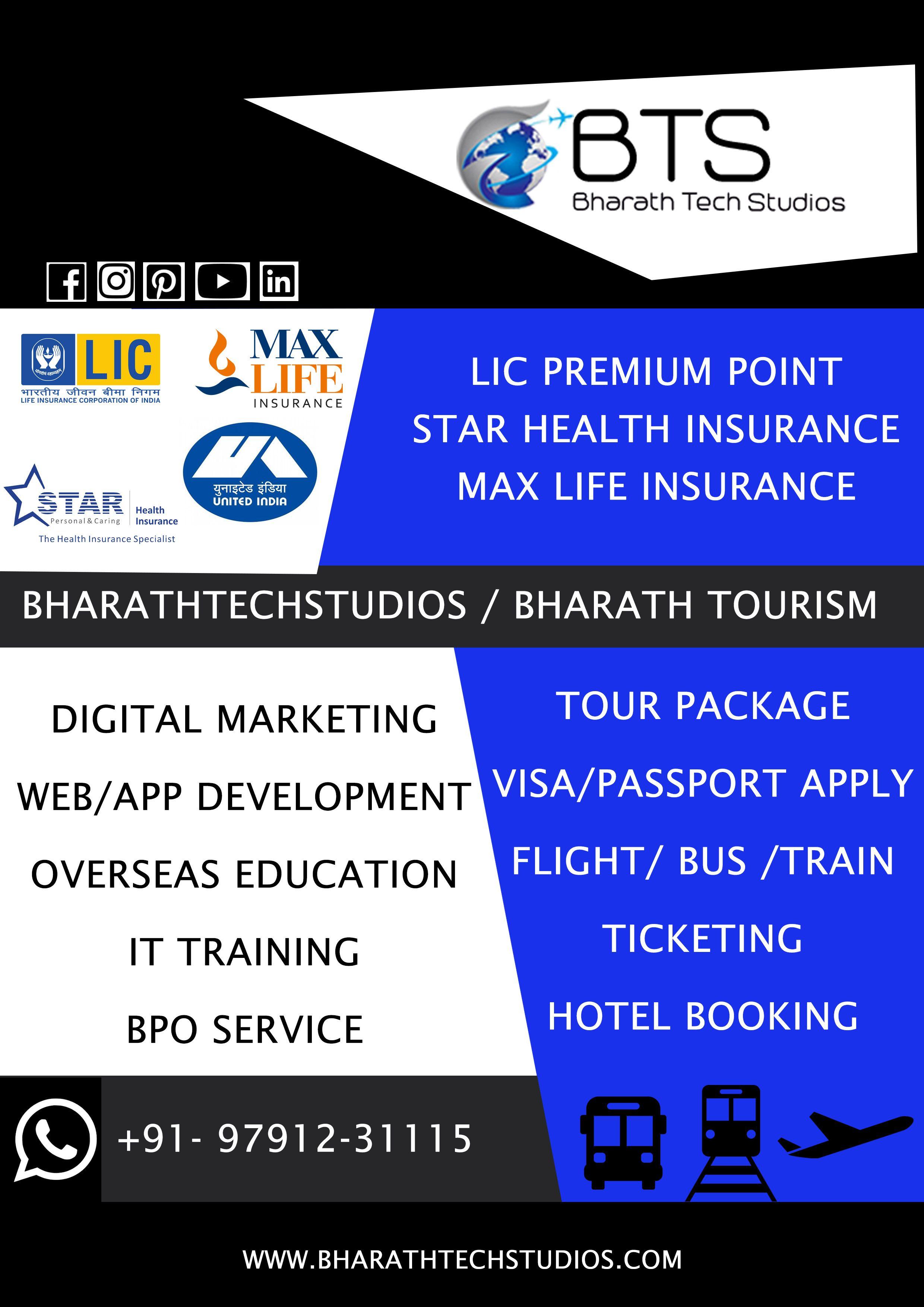 Bharathtechstudios Bharath Tourism Madurai Best Health