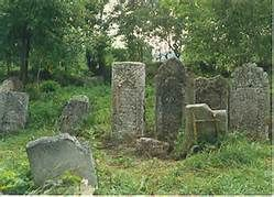 Cemetery that Murray talks to ghosts in and where Mr.Craddock and Nikki are buried.