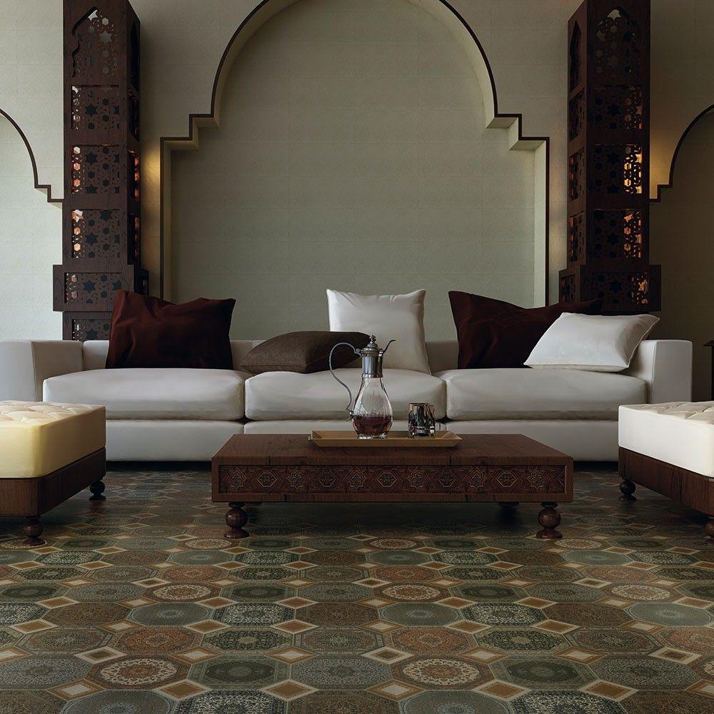 Arabian Magic 60x60 Tiles Arabian Magic Tiles 600x600x9 5mm Tiles