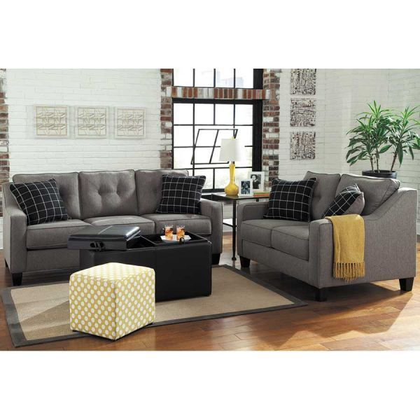 Brindon Charcoal Sofa PP 539S For the Home