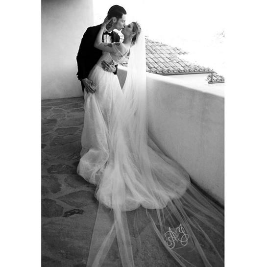 Black Veil Brides' Andy Biersack & Juliet Simms Got Married