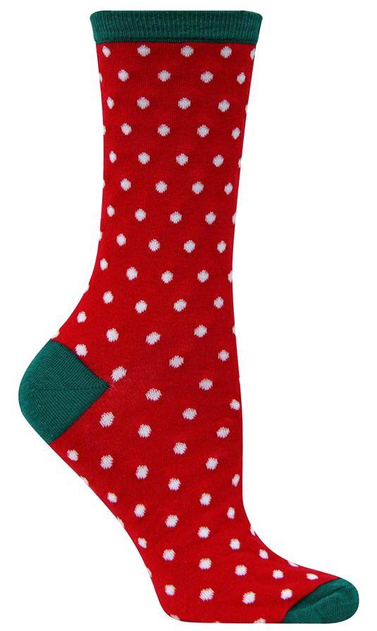 Tiny Dots Socks