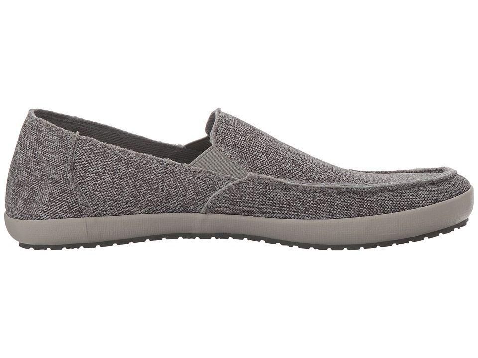 Sanuk Rounder Hobo Mesh Men's Slip on Shoes Grey