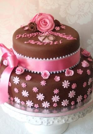Beautiful Cakes Birthday Cakes Recipes Cake Birthday Cake