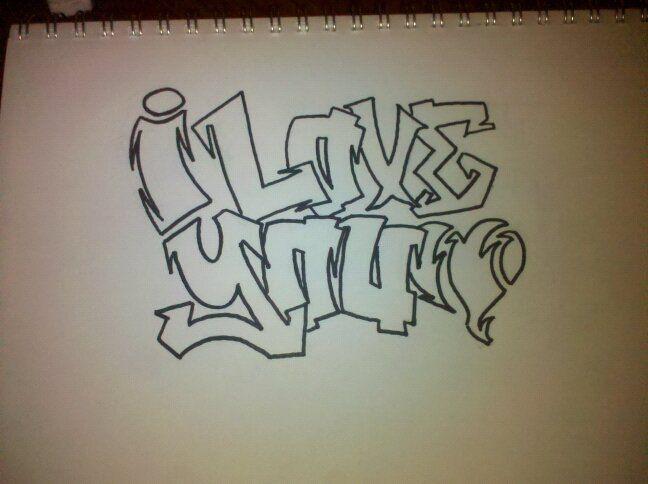 Resultado De Imagen Para Nombre Abby En Graffiti Letras Graffiti