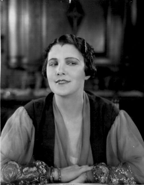 Leatrice Joy In THE WEDDING SONG 1925
