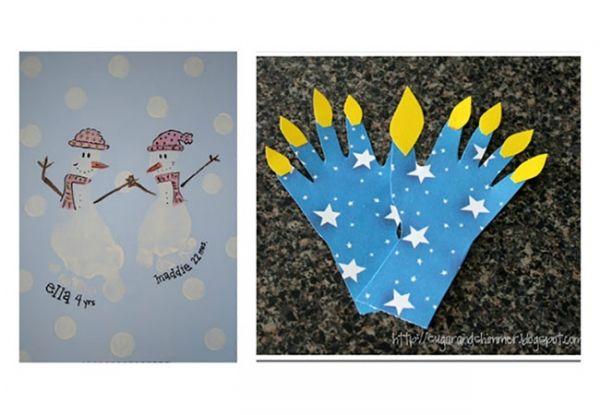 22 Holiday Handprint Ideas   Creative Child
