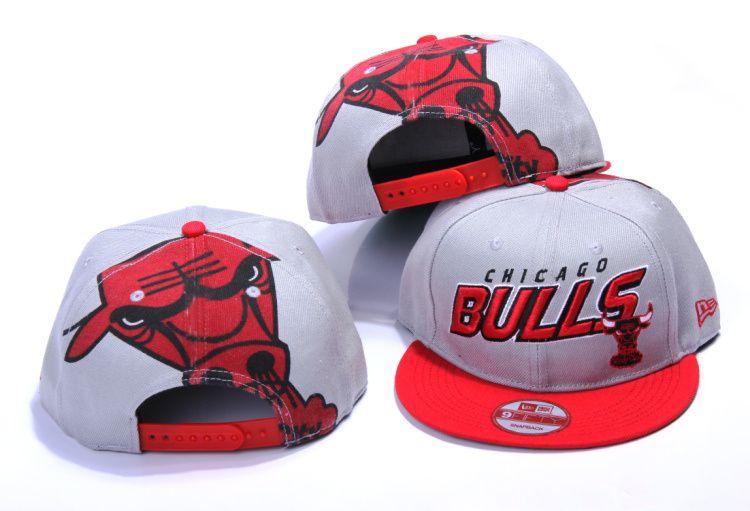 b54c8e1e700de NBA Chicago Bulls Snapback Hat (137)