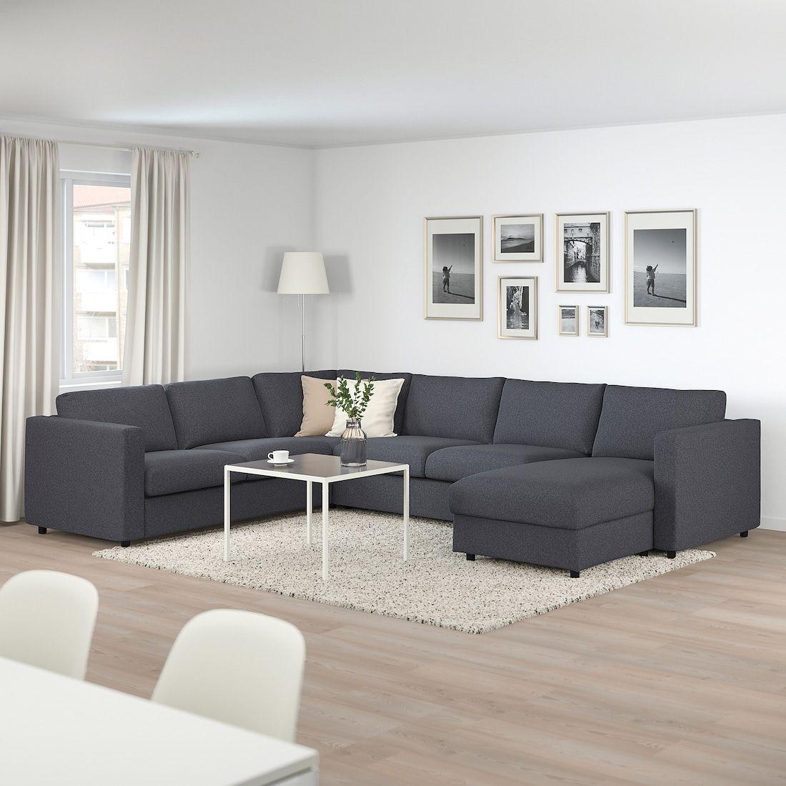 Ikea Us Furniture And Home Furnishings Living Room Sofa Design Corner Sofa Living Room Living Room Grey