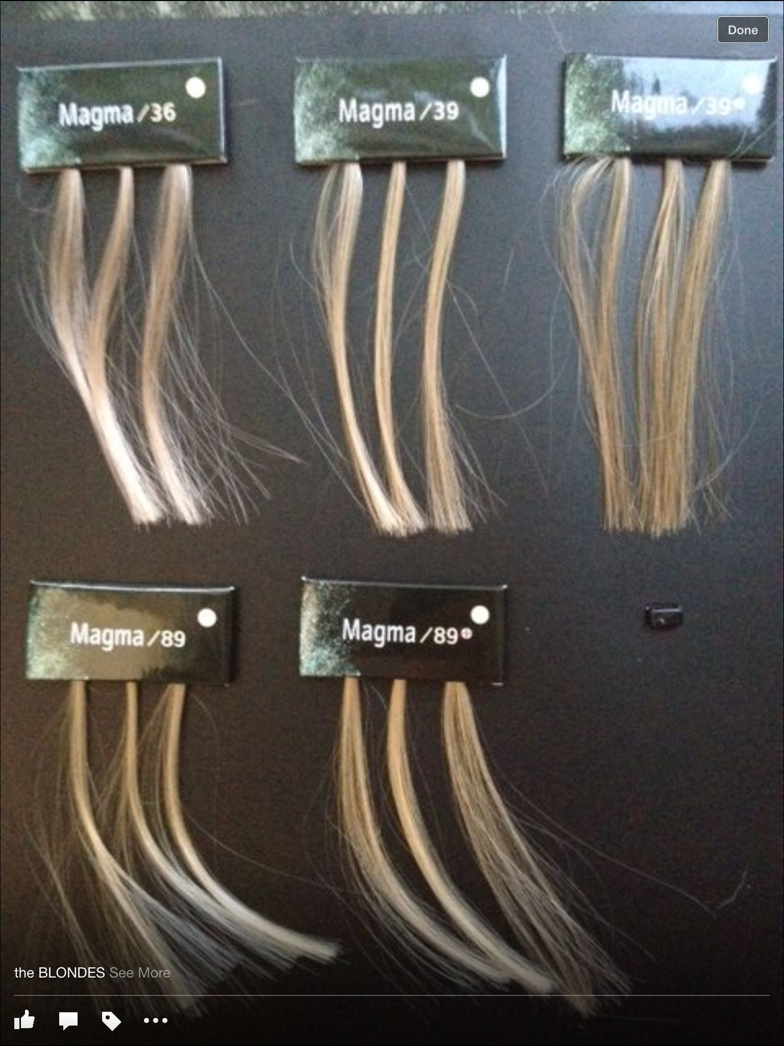 Magma By Wella Textile Dyes Lift Deposit All In One Hair